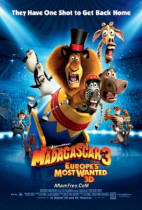 Madagascar 3 Europe's Most Wanted 2012