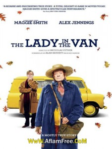 The Lady in the Van 2015