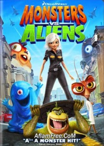 Monsters vs. Aliens 2009