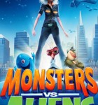 Monsters vs. Aliens 2009 Arabic
