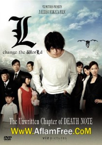 Death Note L Change the World 2008