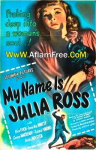 My Name Is Julia Ross 1945