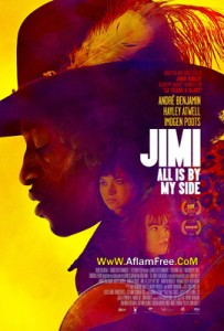 Jimi All Is by My Side 2013