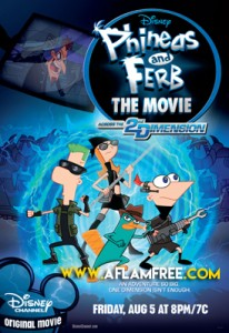 Phineas and Ferb the Movie Across the 2nd Dimension 2011