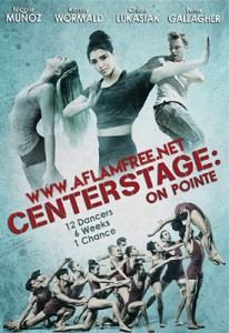 Center Stage On Pointe 2016