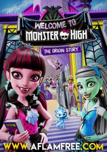 Monster High Welcome to Monster High 2016
