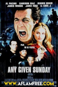 Any Given Sunday 1999