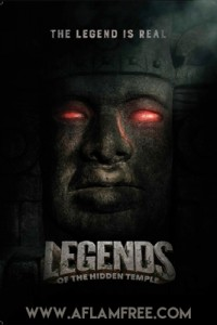 Legends of the Hidden Temple The Movie 2016