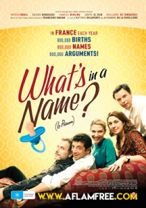 What's in a Name? 2012