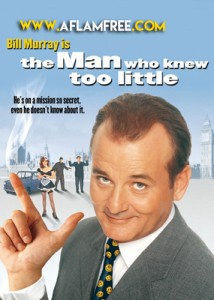 The Man Who Knew Too Little 1997