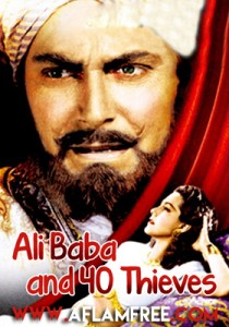 Ali Baba and 40 Thieves 1966