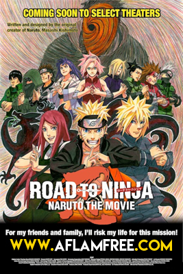Road to Ninja Naruto the Movie 2012