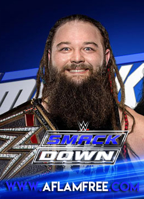 WWE Smackdown 28-03-2017