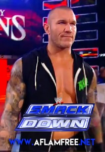 WWE Smackdown 01-08-2017