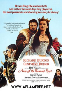 Anne of the Thousand Days 1969
