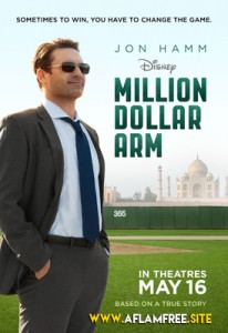 Million Dollar Arm 2014