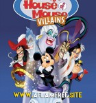 Mickey's House of Villains 2001 Arabic
