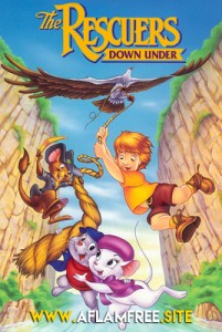The Rescuers Down Under 1990