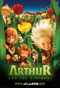 Arthur and the Invisibles 2006