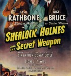Sherlock Holmes and the Secret Weapon 1942