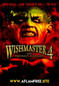 Wishmaster 4 The Prophecy Fulfilled 2002