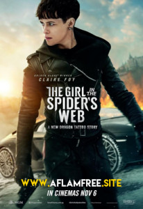 The Girl in the Spider's Web 2018