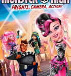 Monster High Frights, Camera, Action! 2014 Arabic