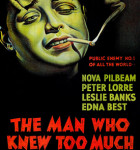 The Man Who Knew Too Much 1934
