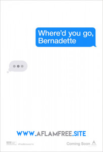 Where'd You Go, Bernadette 2019